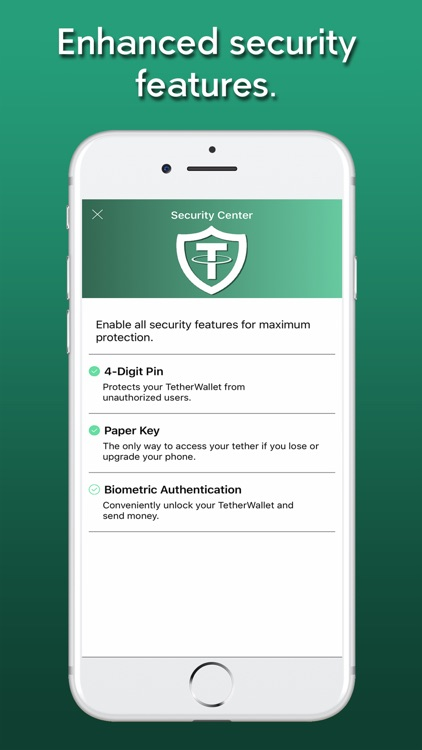 Tether Wallet screenshot-5