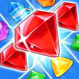 Jewel Crack - Match 3 diamond