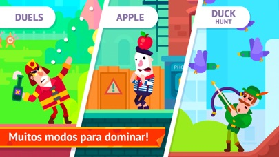 Baixar Bowmasters - Multiplayer Game para Android