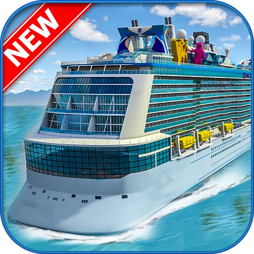 Cruise Ship Simulator Drive 3D