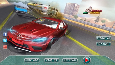 Drift Simulator: C63 AMGのおすすめ画像1