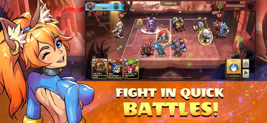 Mighty Party: Heroes Clash Online Hack Tool