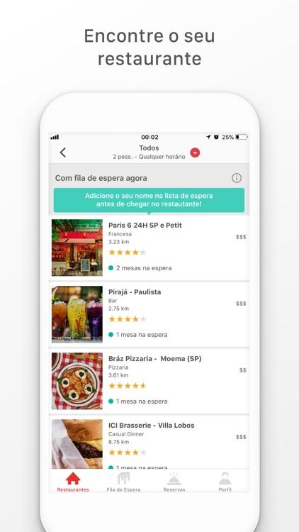 Get In - Restaurantes e Bares screenshot-3