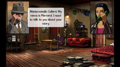Broken Sword 1: Director's Cut Screenshots
