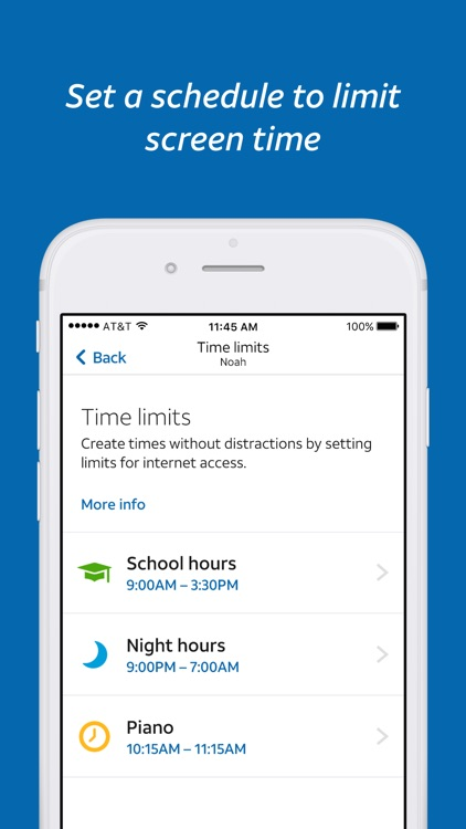 AT&T Secure Family™ screenshot-3