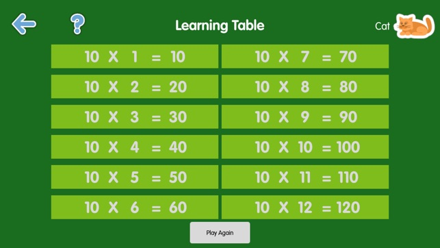 times tables maths is fun on the app store rh itunes apple com