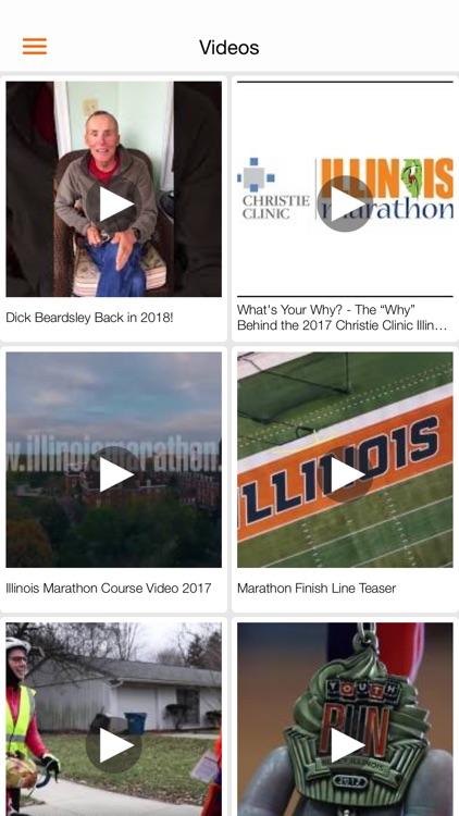 Illinois Marathon screenshot-4