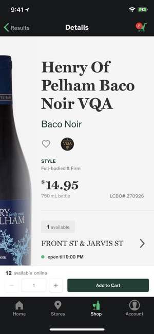 LCBO On The App Store - Free invoices to email best online wine store