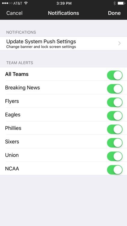 NBC Sports Philadelphia screenshot-3