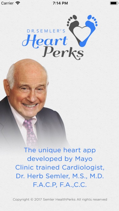 Dr. Semler's HeartPerks Screenshots