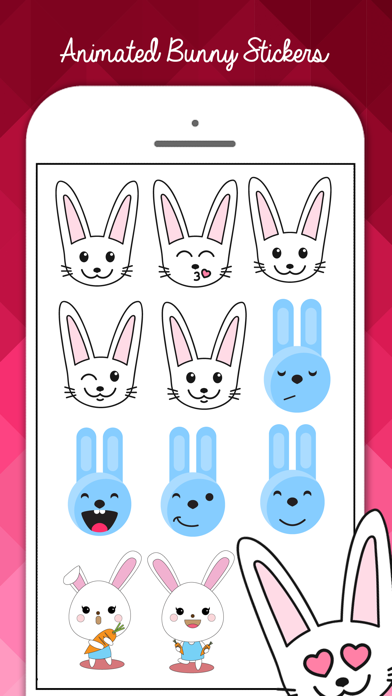 Animated Bunny Lovers screenshot two