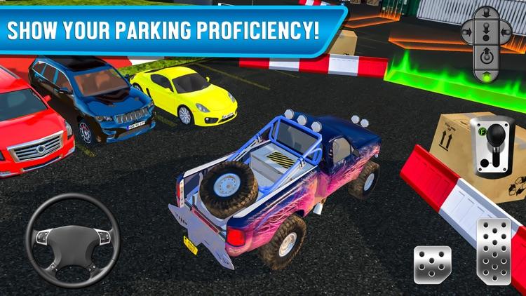 Ferry Port Car Parking Simulator screenshot-3