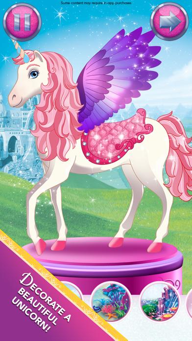 Barbie Magical Fashion Screenshot