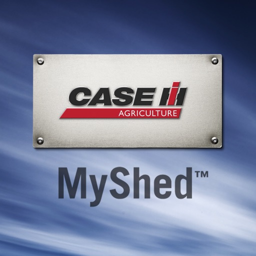 Case IH My Shed™ iOS App