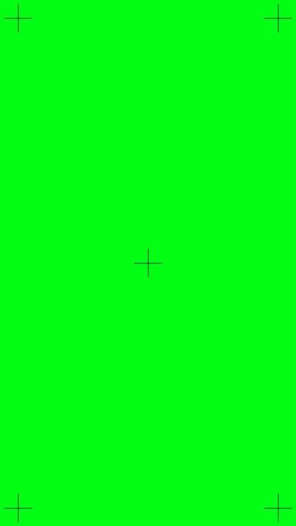 Green Screen for Stock Footage