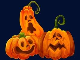 Horror Happy Halloween Sticker