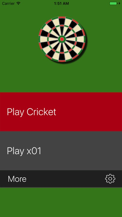 Simple Darts Scoreboard screenshot-0