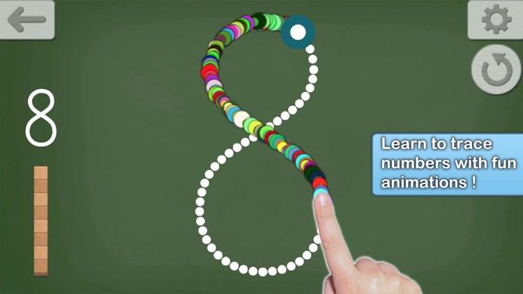 Montessori Numbers for Kids screenshot-5