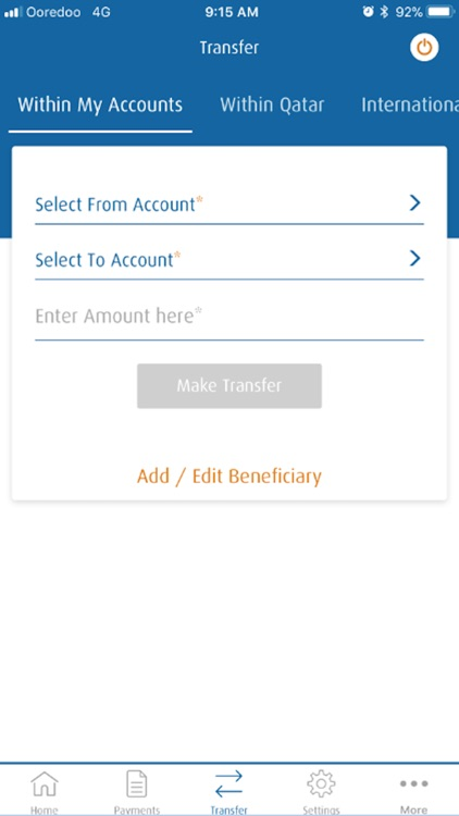 QIB MOBILE screenshot-3