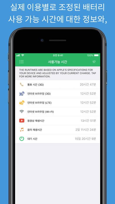 배터리 라이프 (Battery Life) for Windows