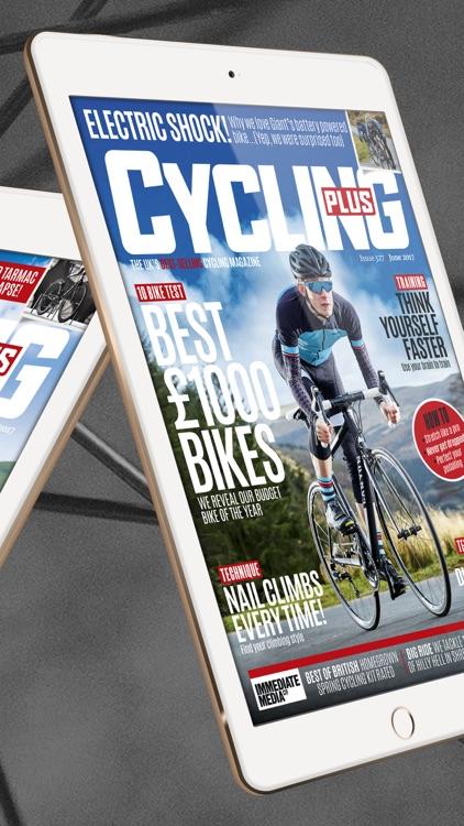 Cycling Plus Magazine screenshot-3