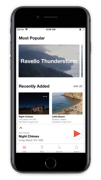 Travelear: Listen to the World app image