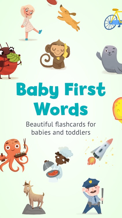 Baby First Words: No Ads
