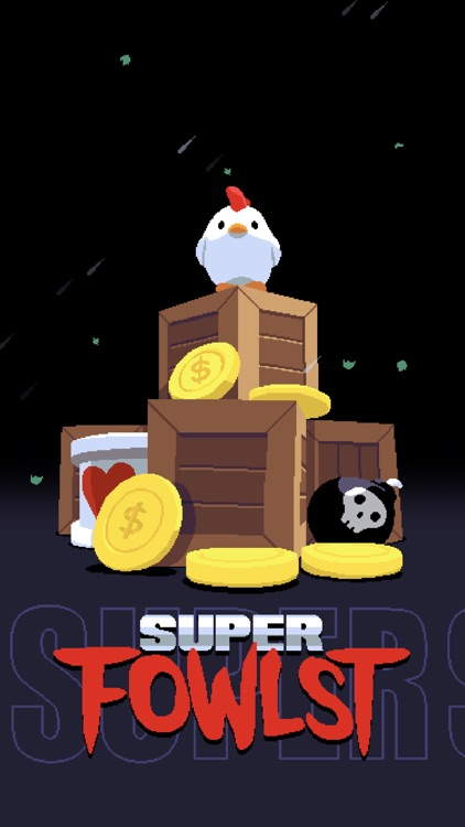 Super Fowlst screenshot-4