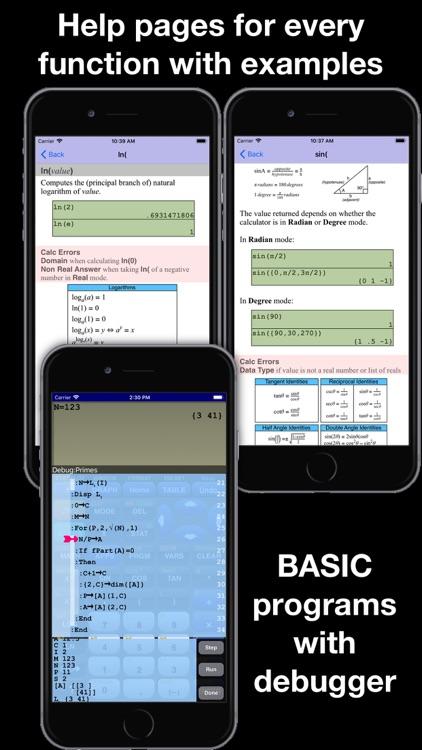 GraphNCalc83 screenshot-4