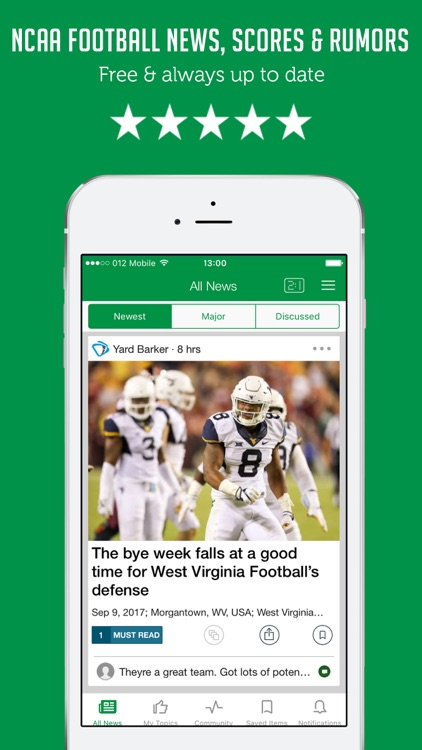 College Football News & Scores
