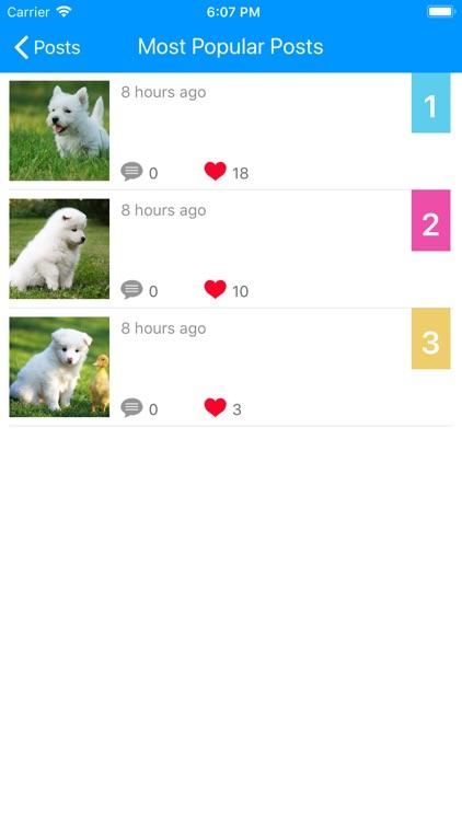 Followers HD for Instagram screenshot-3