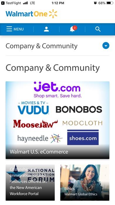 WM1 - App - Apps Store