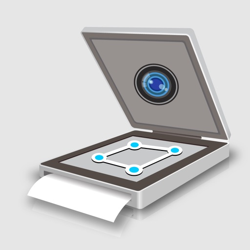 Scanner App - PDF document scanner