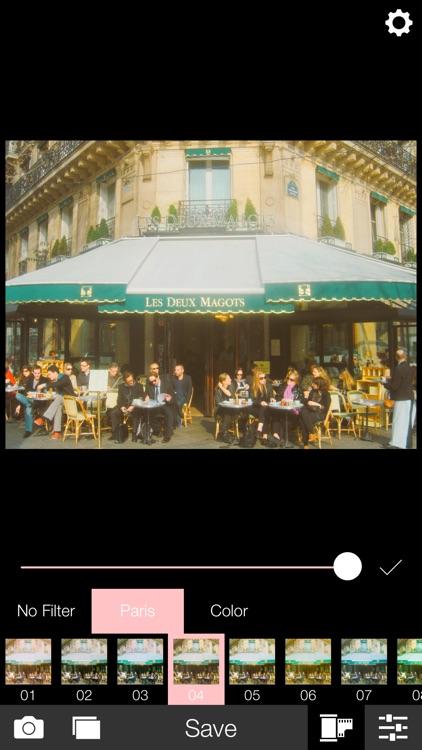 Analog Paris screenshot-4