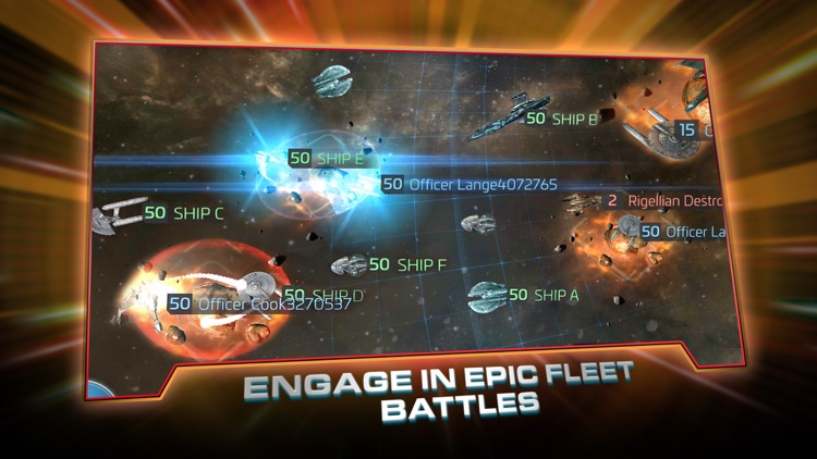 Star Trek Fleet Command screenshot-4