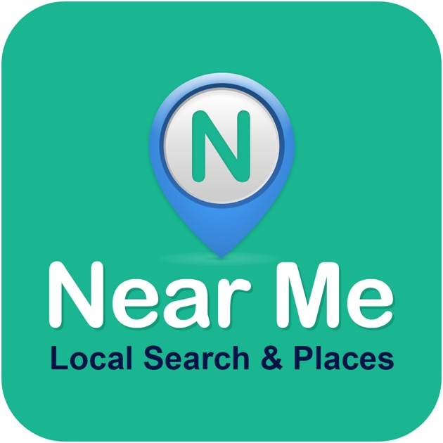 near me local search places on the app store. Black Bedroom Furniture Sets. Home Design Ideas