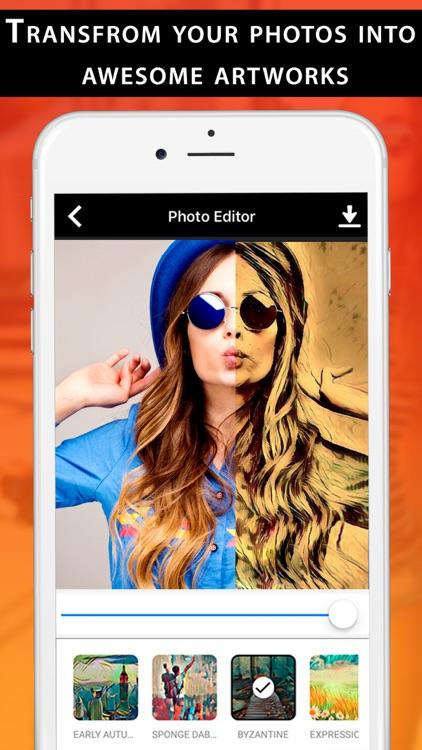 Art Photo Filter, Pic Filter screenshot-3