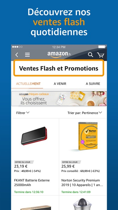 download Amazon FR apps 0
