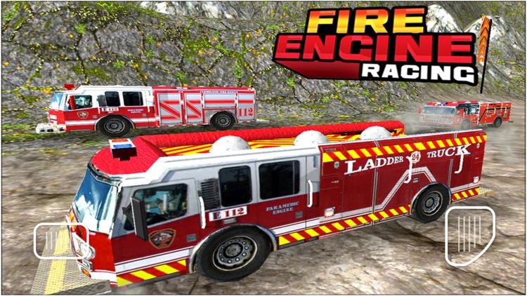 Fire Engine Racing Simulator screenshot-4