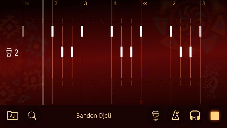Piti Piti Pa - Djembe Studio screenshot-6