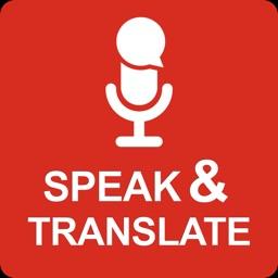 Speak & Translate | Translator