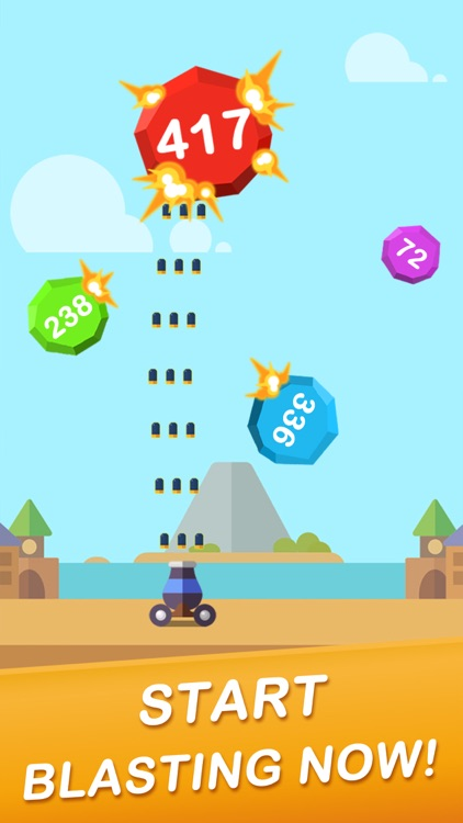 Jump Ball Blast screenshot-4
