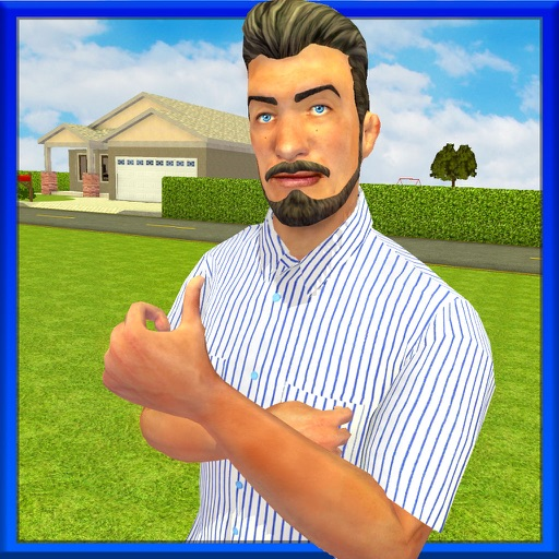 Virtual DAD Super Family Man