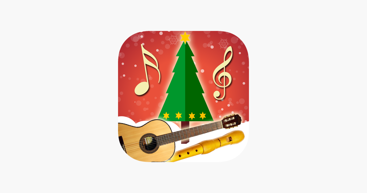 Weihnachtslieder zum Mitsingen im App Store