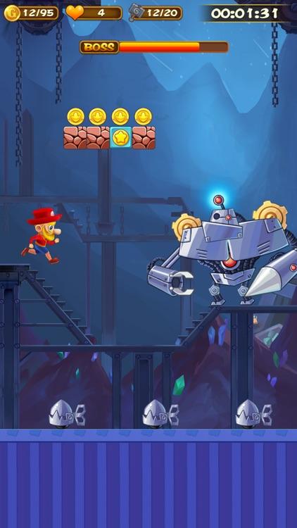 Super Adventure of Jabber screenshot-3