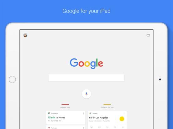 Screenshot #1 for Google