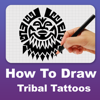 How to Draw Tribal Tattoos
