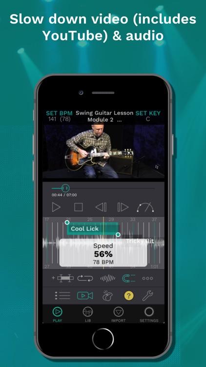 Music Tempo Slow Down screenshot-0