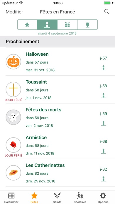 download France Agenda apps 9