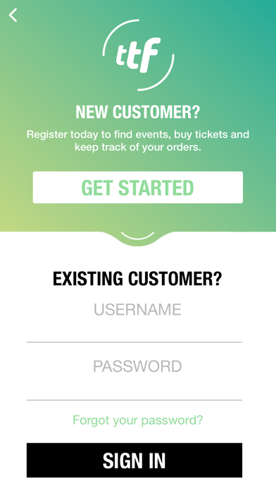 The Ticket Factory screenshot two